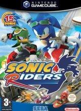 Sonic Riders voor Nintendo GameCube