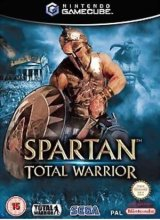 Spartan: Total Warrior voor Nintendo GameCube