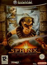 Sphinx and the Cursed Mummy voor Nintendo GameCube