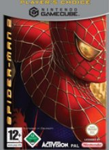 Spider Man 2 Players Choice voor Nintendo GameCube