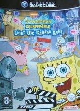 SpongeBob SquarePants Licht uit Camera aan voor Nintendo GameCube