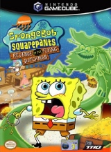 SpongeBob SquarePants Revenge of the Flying Dutchman voor Nintendo GameCube