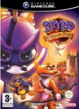 Spyro: A Hero's Tail Losse Disc voor Nintendo GameCube