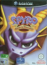 Spyro Enter the Dragonfly voor Nintendo GameCube