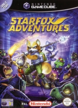 Boxshot Star Fox Adventures