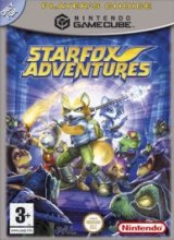 Star Fox Adventures Players Choice voor Nintendo GameCube