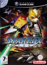 Star Fox Assault voor Nintendo GameCube