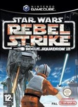 Star Wars Rogue Squadron III: Rebel Strike voor Nintendo GameCube