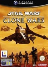 Star Wars The Clone Wars voor Nintendo GameCube
