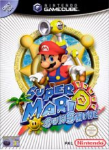 /Super Mario Sunshine Losse Disc voor Nintendo GameCube
