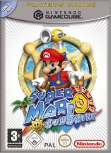 /Super Mario Sunshine Players Choice voor Nintendo GameCube