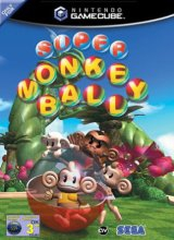 Super Monkey Ball Losse Disc voor Nintendo GameCube