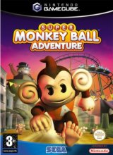 Super Monkey Ball Adventure voor Nintendo GameCube