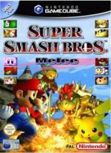 Super Smash Bros. Melee Losse Disc voor Nintendo GameCube