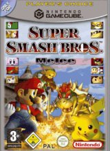 Super Smash Bros. Melee Players Choice voor Nintendo Wii