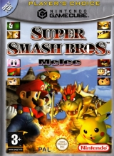 Super Smash Bros. Melee Players Choice Licht Bekraste Disc voor Nintendo GameCube