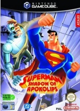 Superman Shadow of Apokolips voor Nintendo GameCube