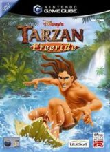 Tarzan Freeride Losse Disc voor Nintendo GameCube
