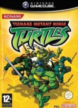 Teenage Mutant Ninja Turtles voor Nintendo GameCube