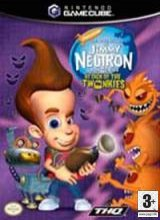 The Adventures of Jimmy Neutron Boy Genius: Attack of the Twonkies voor Nintendo Wii