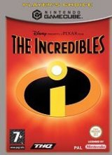 The Incredibles Players Choice voor Nintendo GameCube