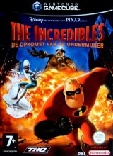 The Incredibles: Rise of the Underminer Zonder Handleiding voor Nintendo GameCube