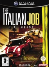 The Italian Job LA Heist voor Nintendo GameCube