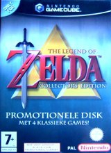 /The Legend of Zelda: Collector's Edition Compleet voor Nintendo GameCube