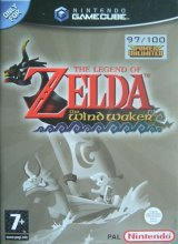 The Legend of Zelda: The Wind Waker Lelijk Eendje voor Nintendo GameCube