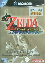 The Legend of Zelda: The Wind Waker Limited Edition! Zonder Handleiding voor Nintendo GameCube