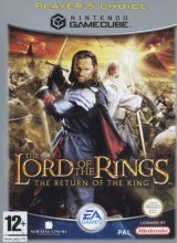 The Lord of the Rings: The Return of the King Players Choice voor Nintendo Wii