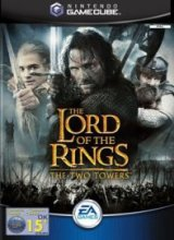 The Lord of the Rings: The Two Towers Zonder Handleiding voor Nintendo GameCube