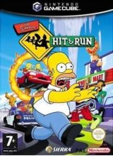 The Simpsons Hit and Run voor Nintendo GameCube