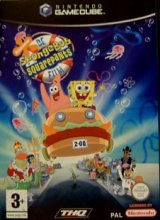 The SpongeBob SquarePants Movie Losse Disc voor Nintendo GameCube