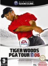 Tiger Woods PGA Tour 06 voor Nintendo GameCube