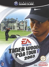 Tiger Woods PGA Tour 2003 voor Nintendo GameCube