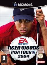 Tiger Woods PGA Tour 2004 voor Nintendo GameCube