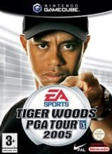 Tiger Woods PGA Tour 2005 voor Nintendo GameCube