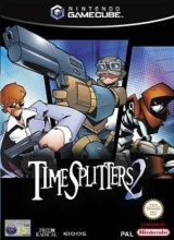 TimeSplitters 2 Zonder Handleiding voor Nintendo GameCube
