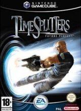 TimeSplitters Future Perfect Losse Disc voor Nintendo GameCube