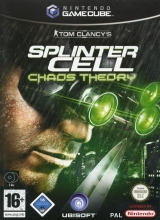 Tom Clancy's Splinter Cell Chaos Theory Losse Disc voor Nintendo Wii