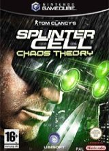 Tom Clancy's Splinter Cell Chaos Theory voor Nintendo GameCube
