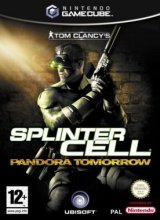 Tom Clancy's Splinter Cell Pandora Tomorrow voor Nintendo GameCube