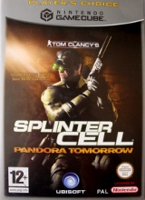 Tom Clancy's Splinter Cell Pandora Tomorrow Players Choice voor Nintendo GameCube
