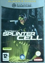 Tom Clancy's Splinter Cell Players Choice voor Nintendo GameCube