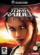 Tomb Raider Legend voor Nintendo GameCube