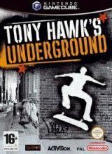 Tony Hawk Underground Losse Disc voor Nintendo GameCube