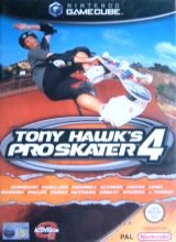 Tony Hawks Pro Skater 4 voor Nintendo GameCube