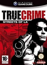 True Crime Streets of LA Losse Disc voor Nintendo GameCube