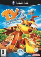 Ty the Tasmanian Tiger 2 Bush Rescue voor Nintendo GameCube